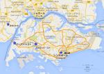 シンガポール高速鉄道計画